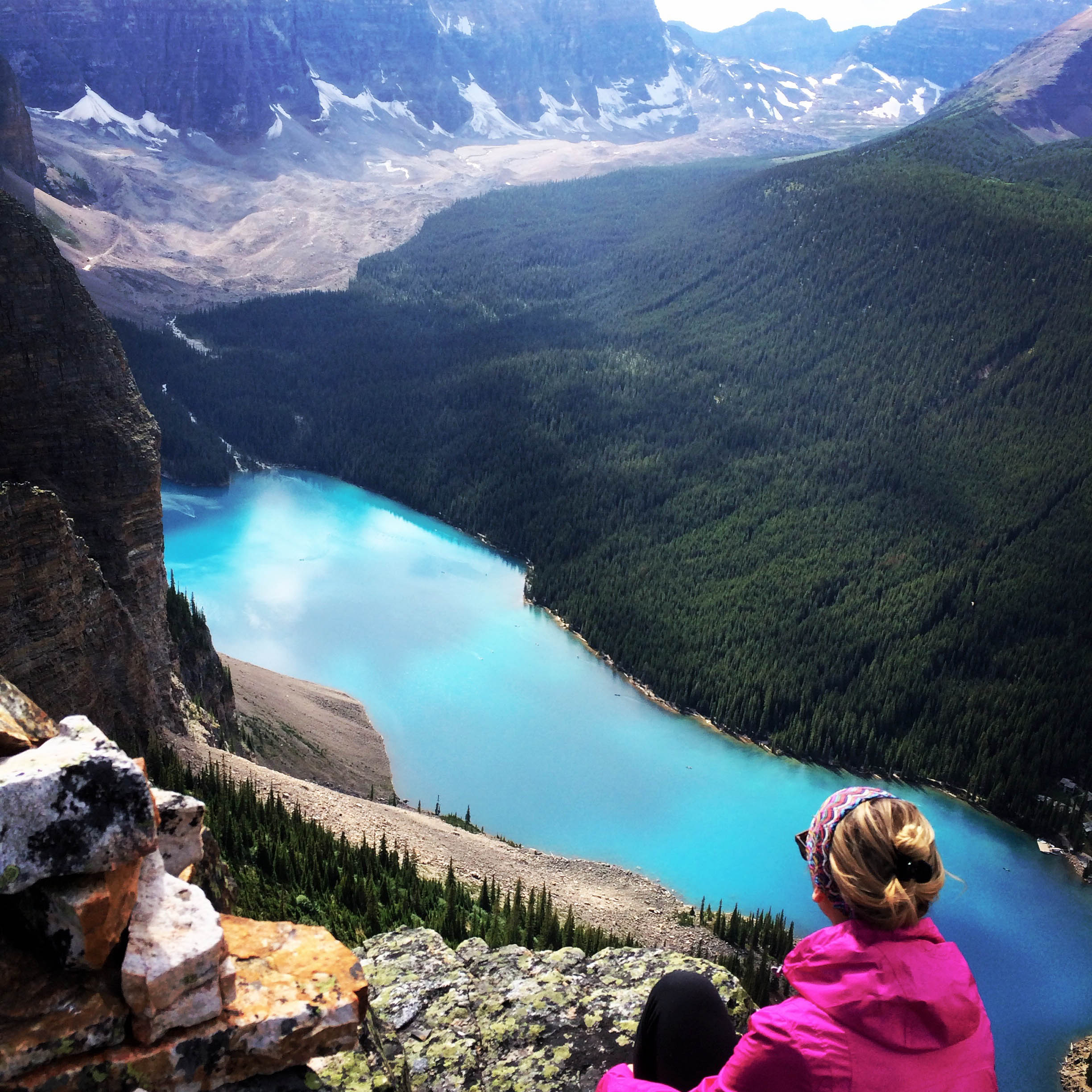 Canadian adventure activities - the great canadian bucket list, the pink backpack travel blog