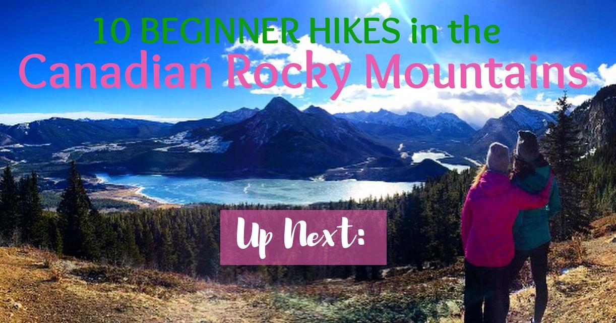 Up next- 10 beginner hikes