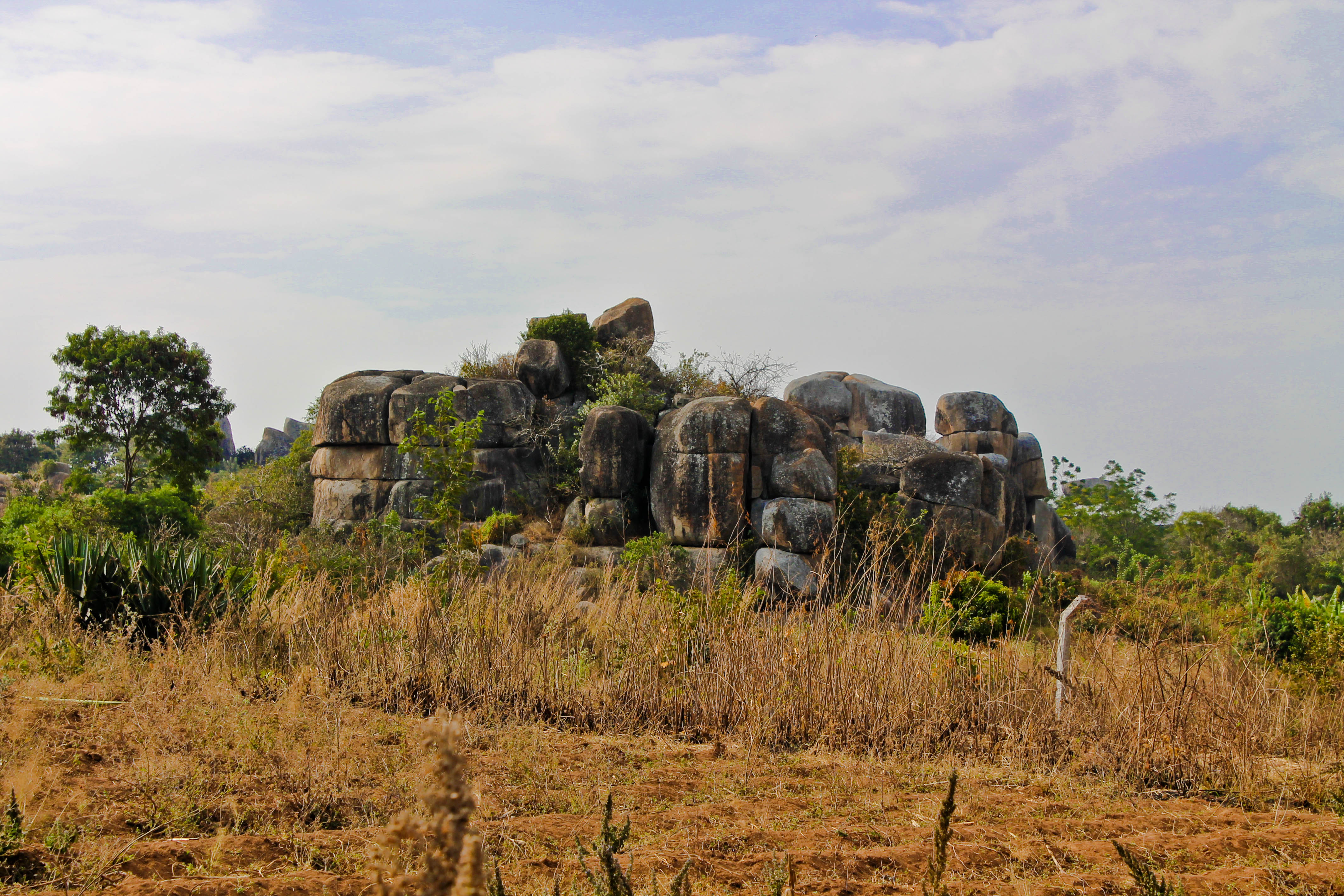 the pink backpack travel blog- photos of rock city mwanza tanzania