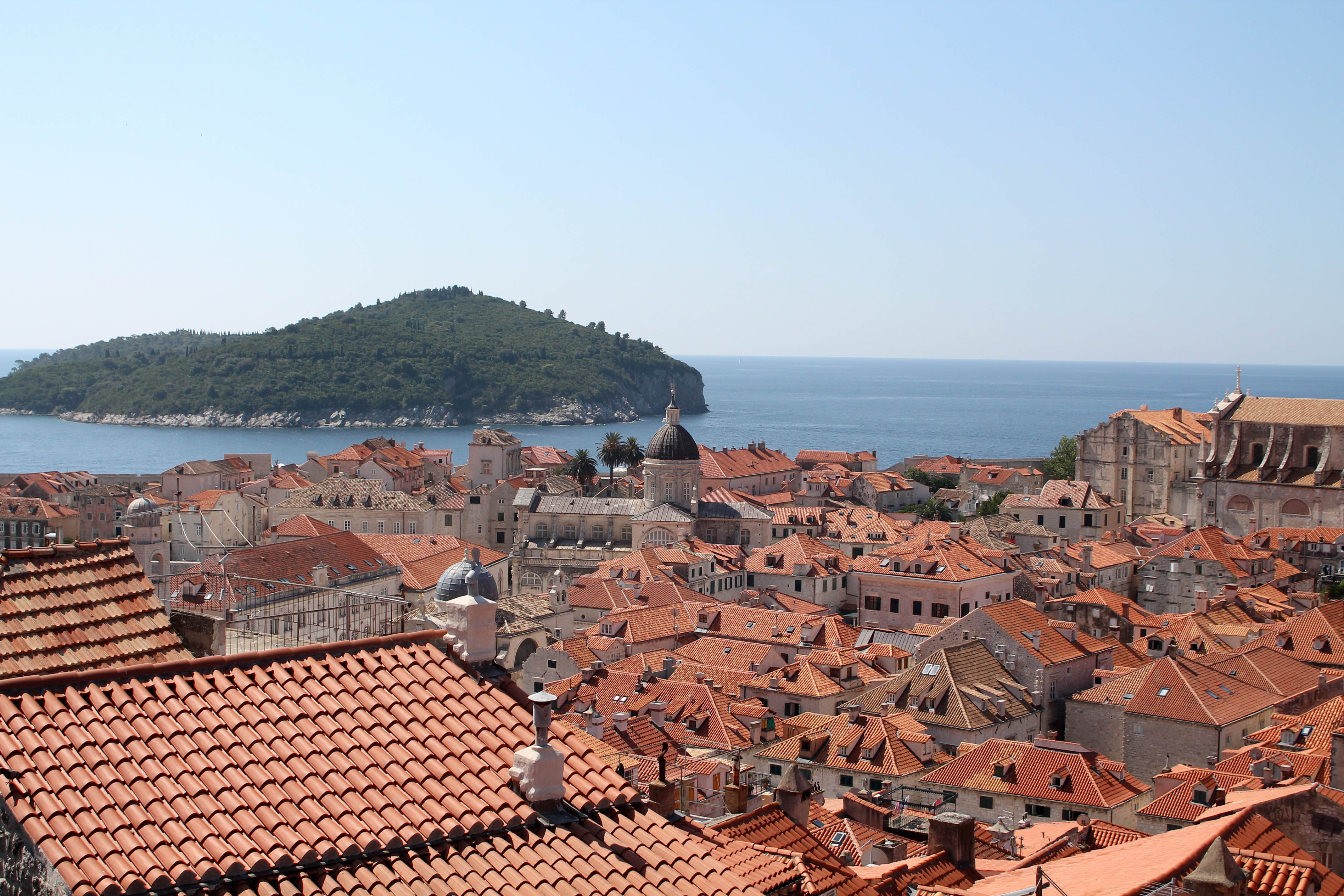 stunning photos of Dubrovnik - the pink backpack travel blog