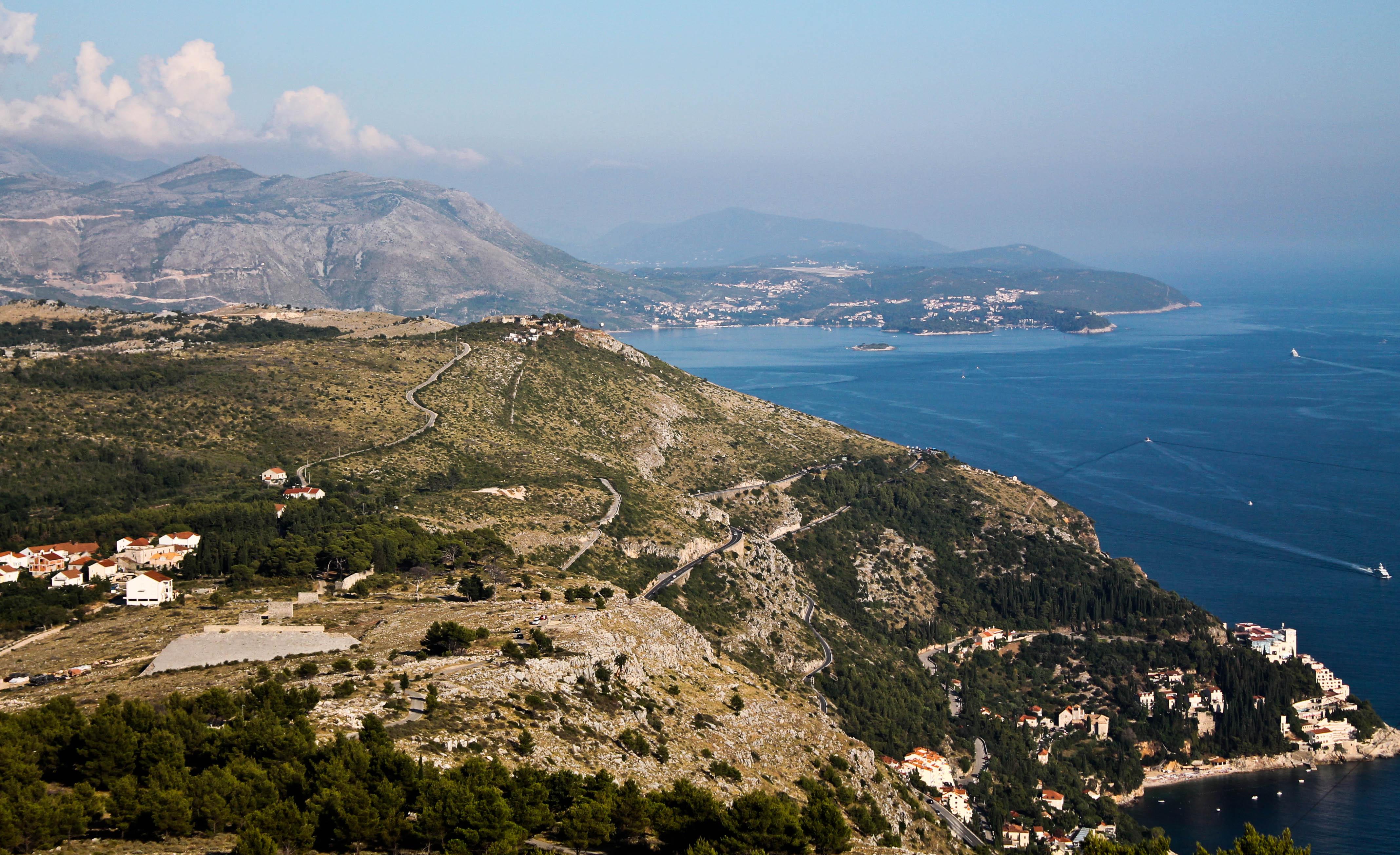 stunning photos of Dubrovnik - the pink backpack travel blog