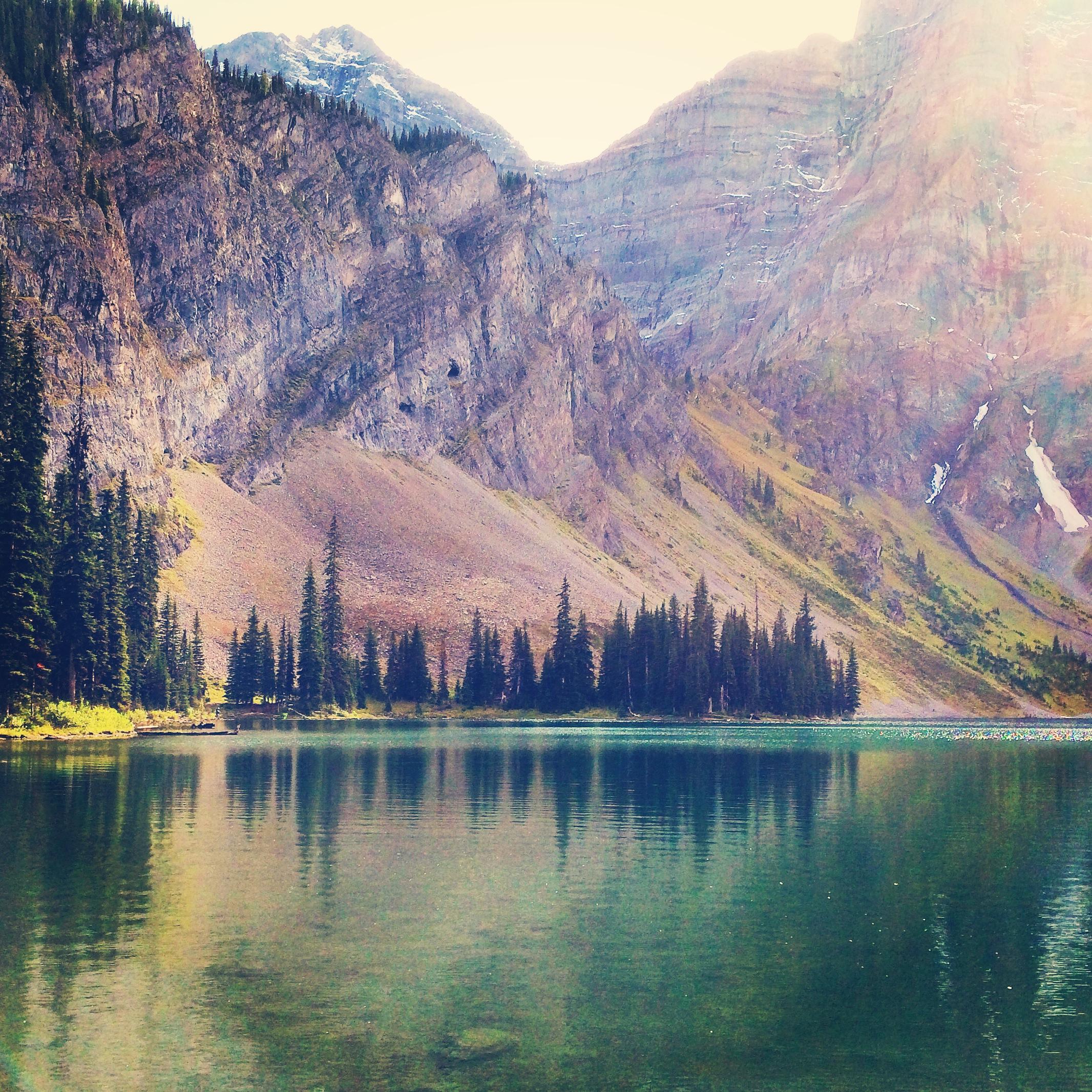 canadian rockies hikes