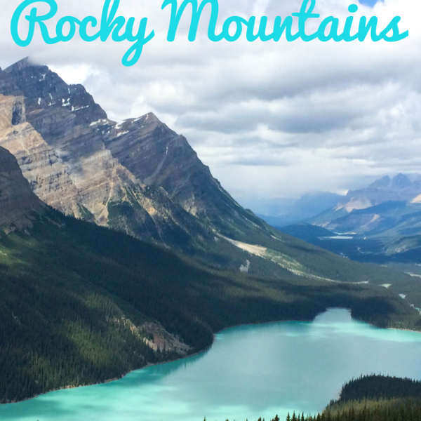 candian rockies hikes