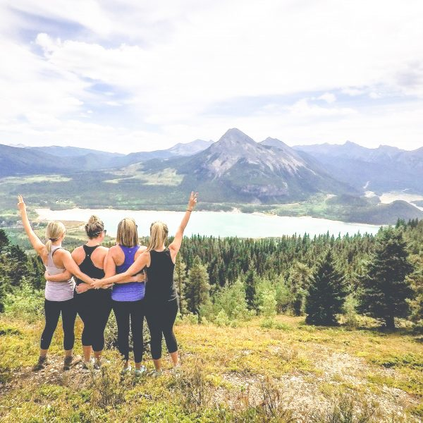 hikes near Banff