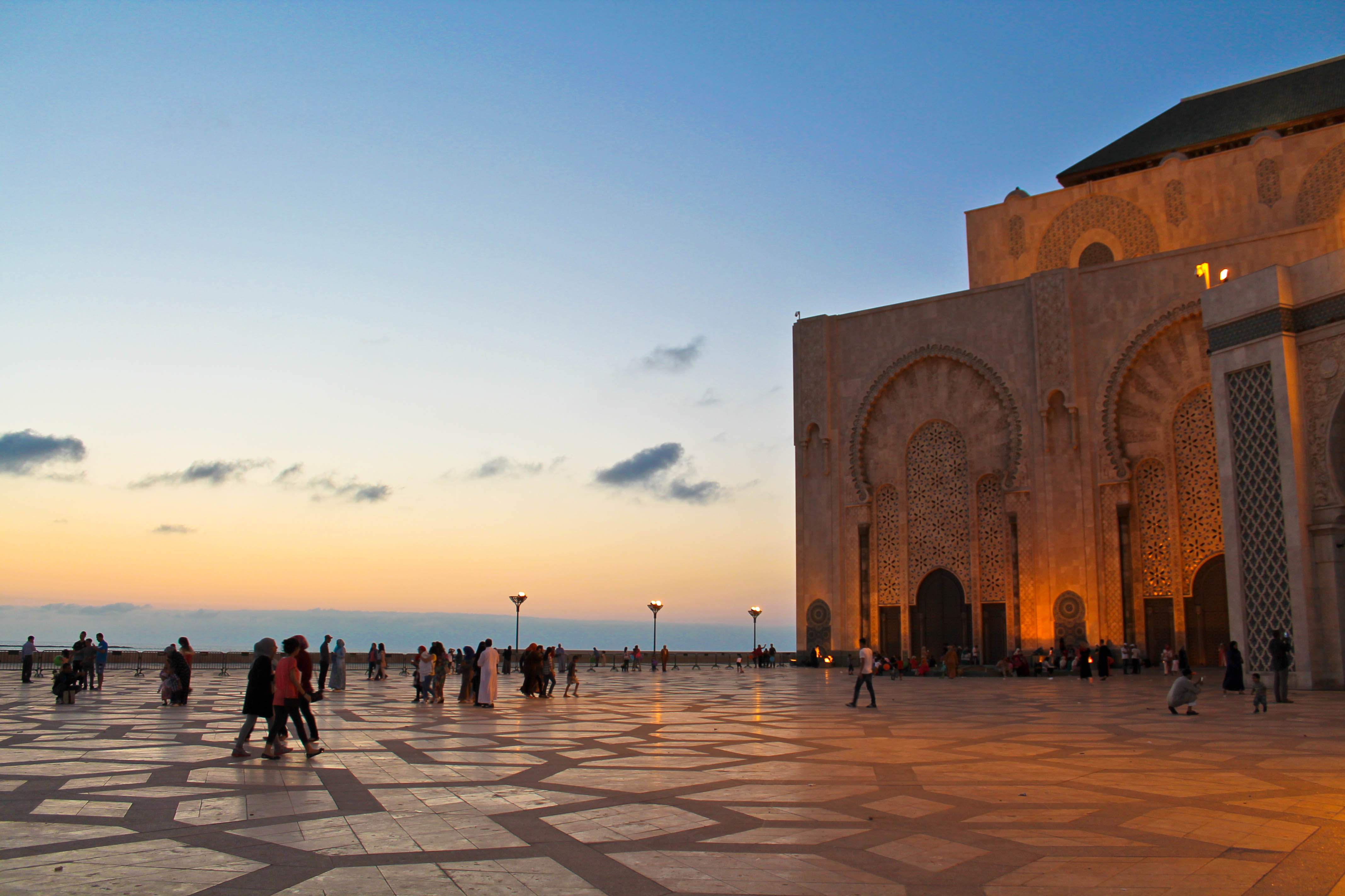 One Day in Casablanca