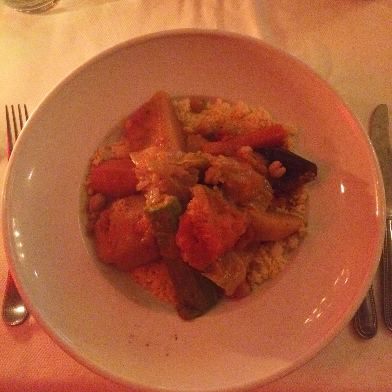 Basmane Moroccan food - Casablanca Morocco