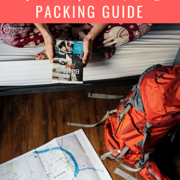 ultralight backpacking list