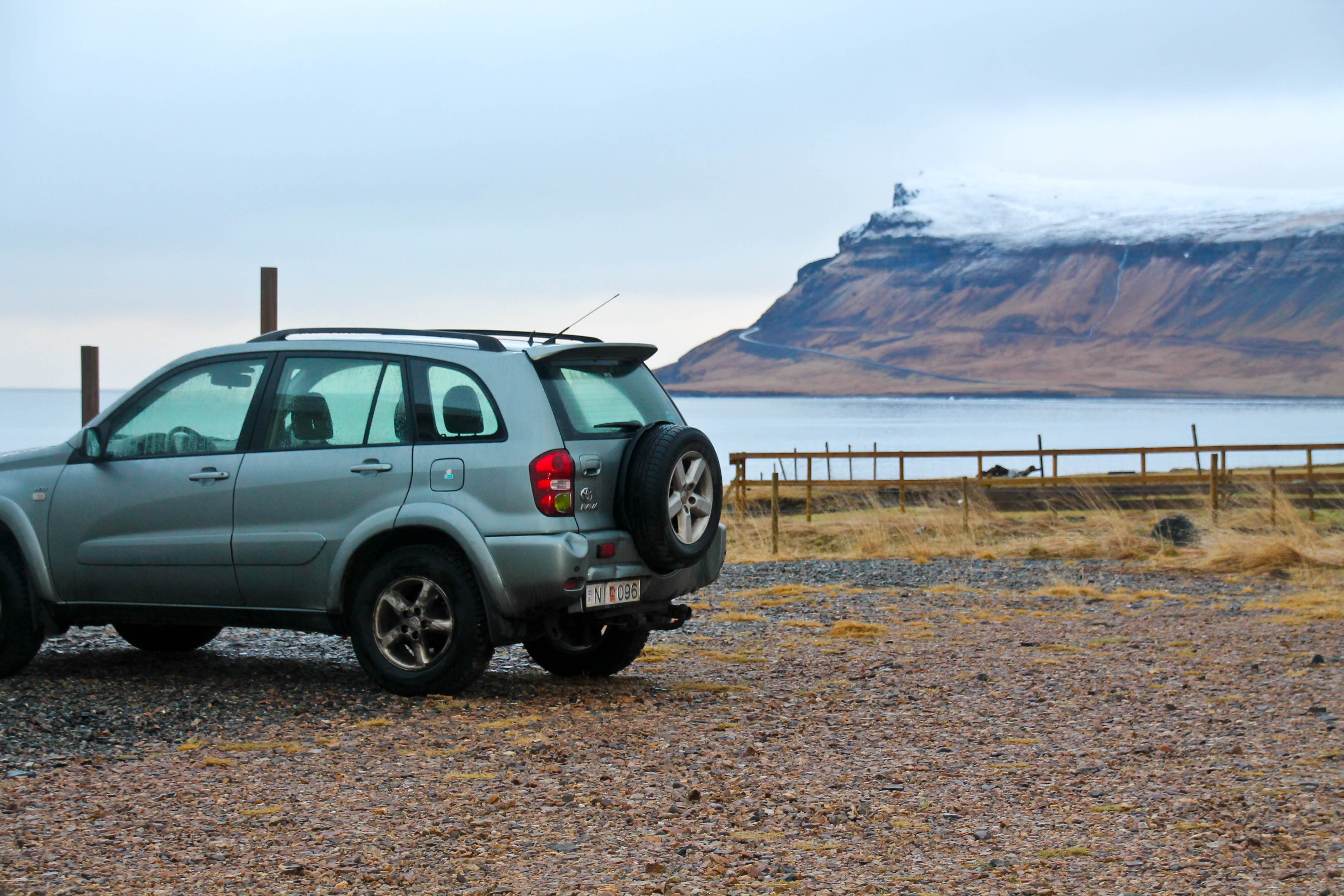 car rental for iceland road trip - the pink backpack travel blog iceland