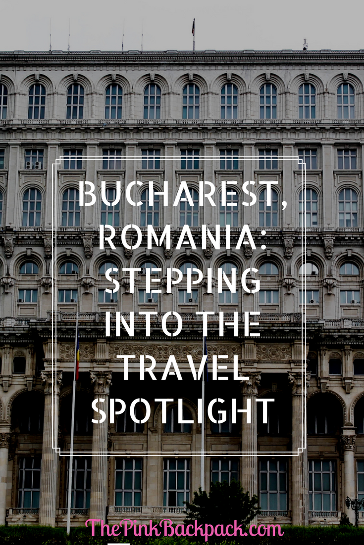 Bucharest, Romania: Parliament Palace building communism tour for pinterest