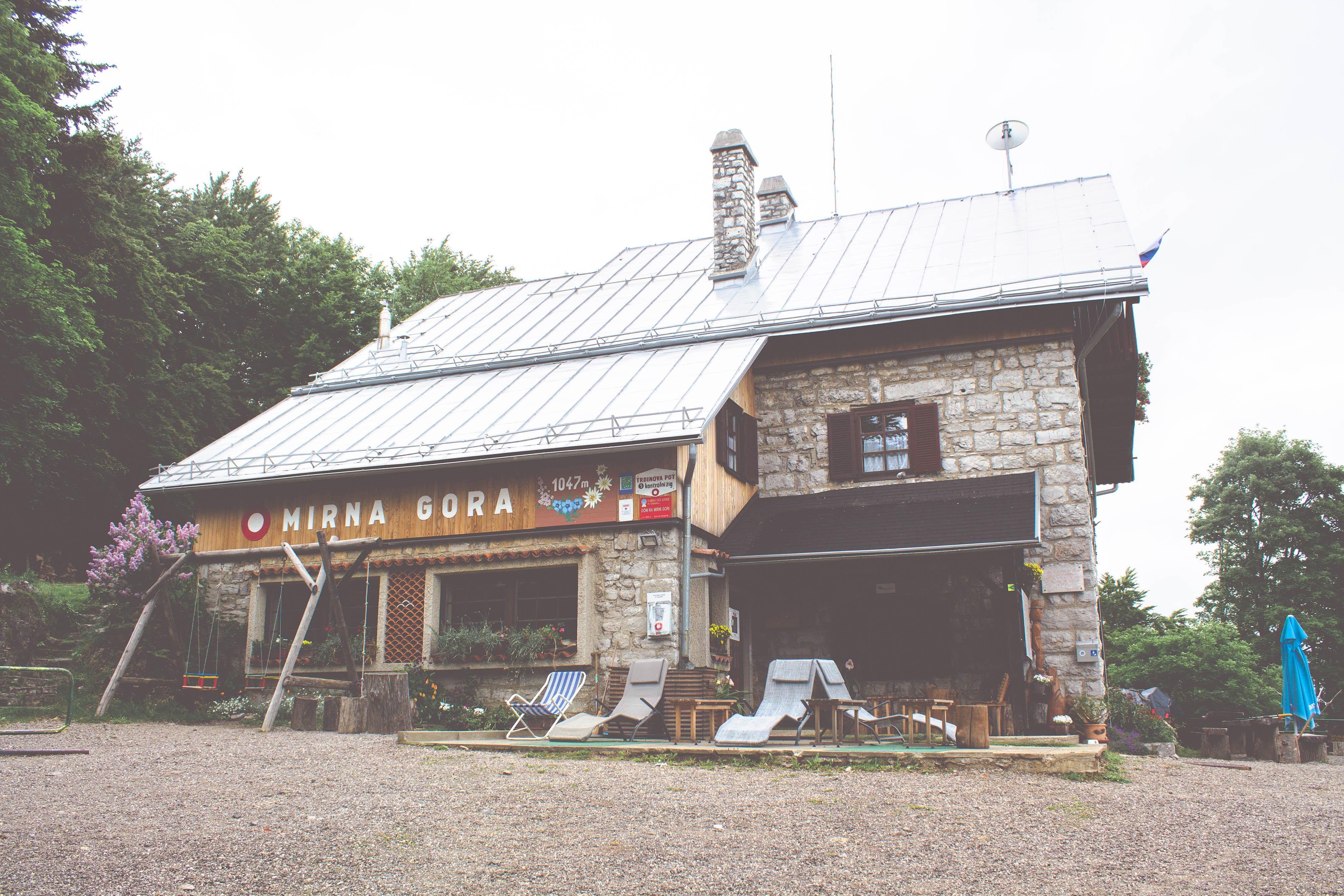 Mirna Gora hike, slovenia