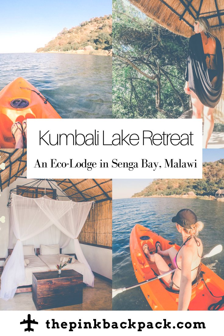 staying at kumbali lake retreat - where to stay in lake malawi