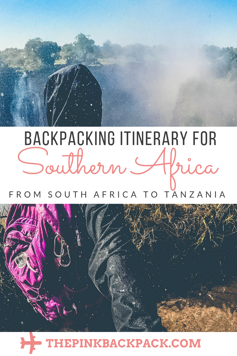 Overland Travel from South Africa to Tanzania