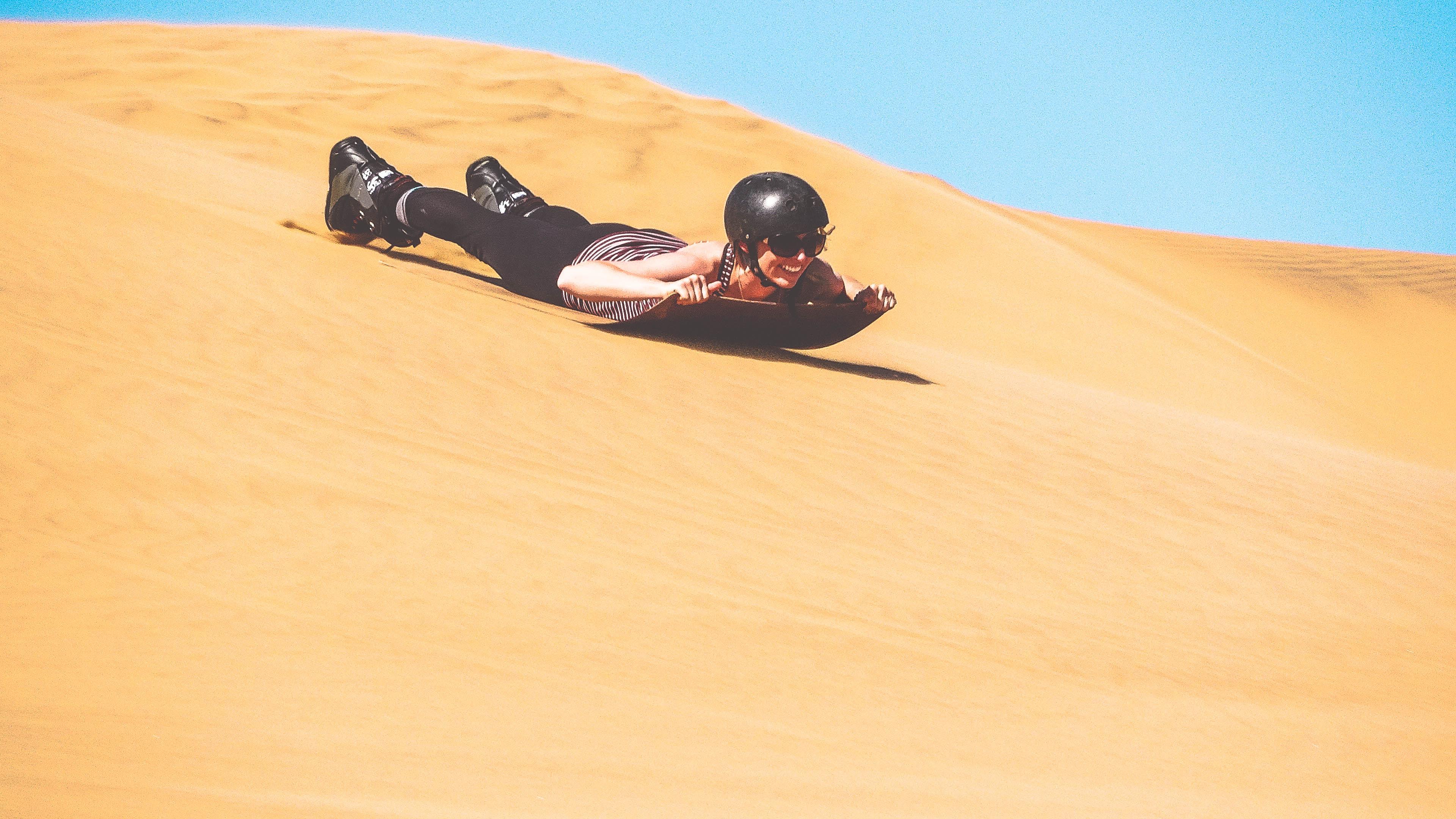 sandboarding swakopmund