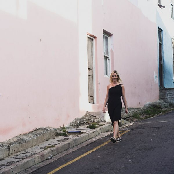 the ultimate Multifunctional travel dress