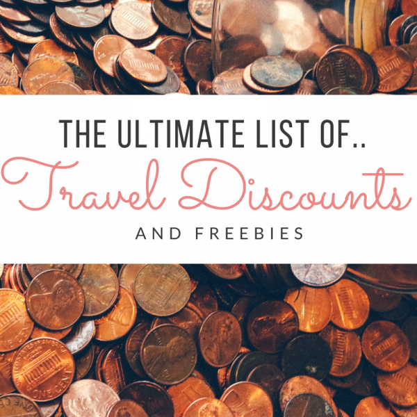 Travel promos and freebies