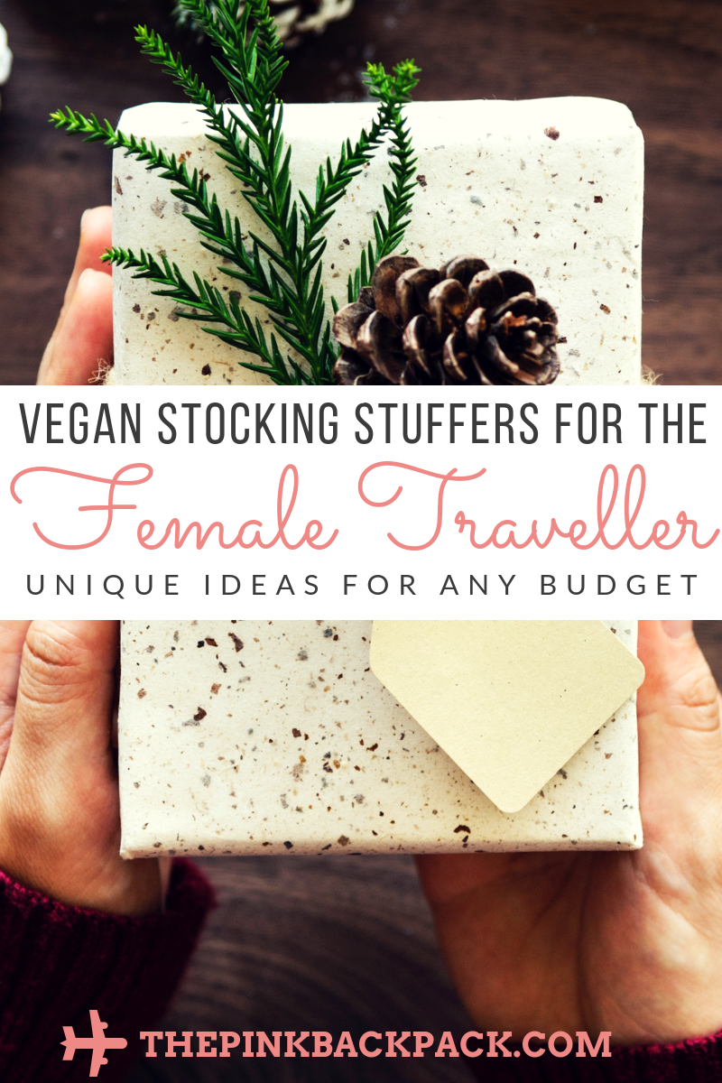 vegan stocking stuffers