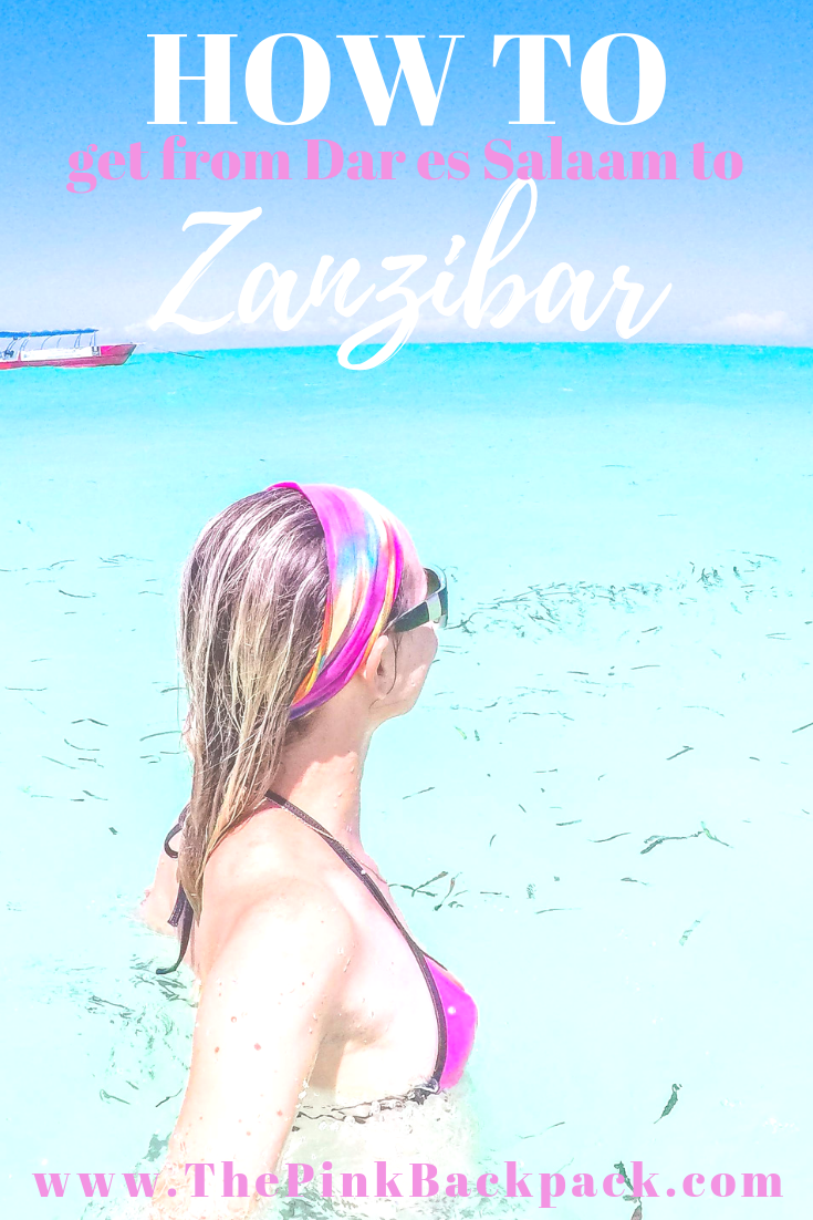 Getting to Zanzibar