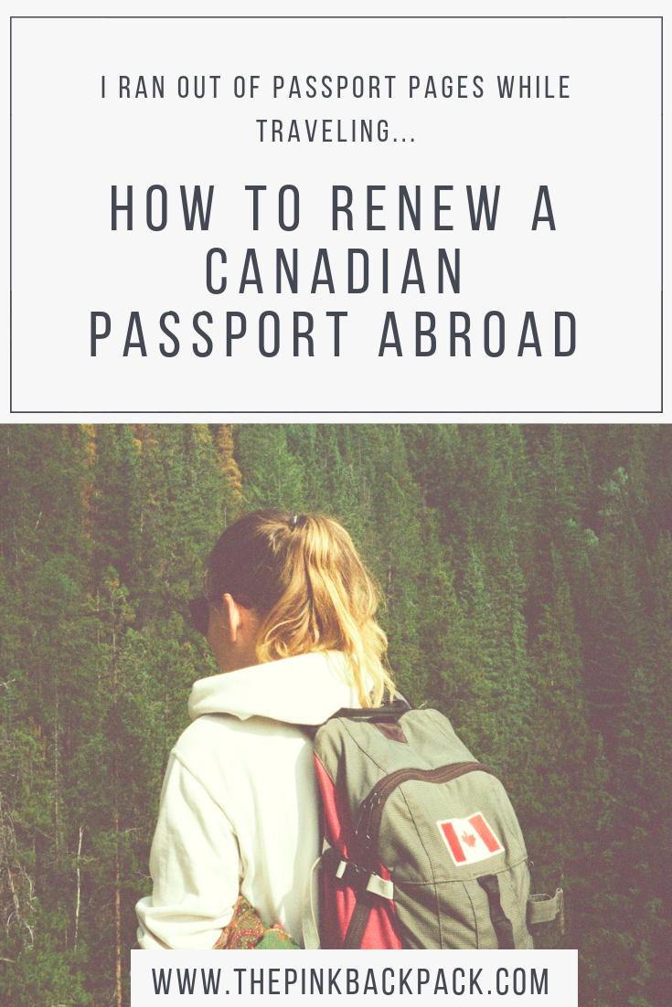 how to renew Canadian passport abroad