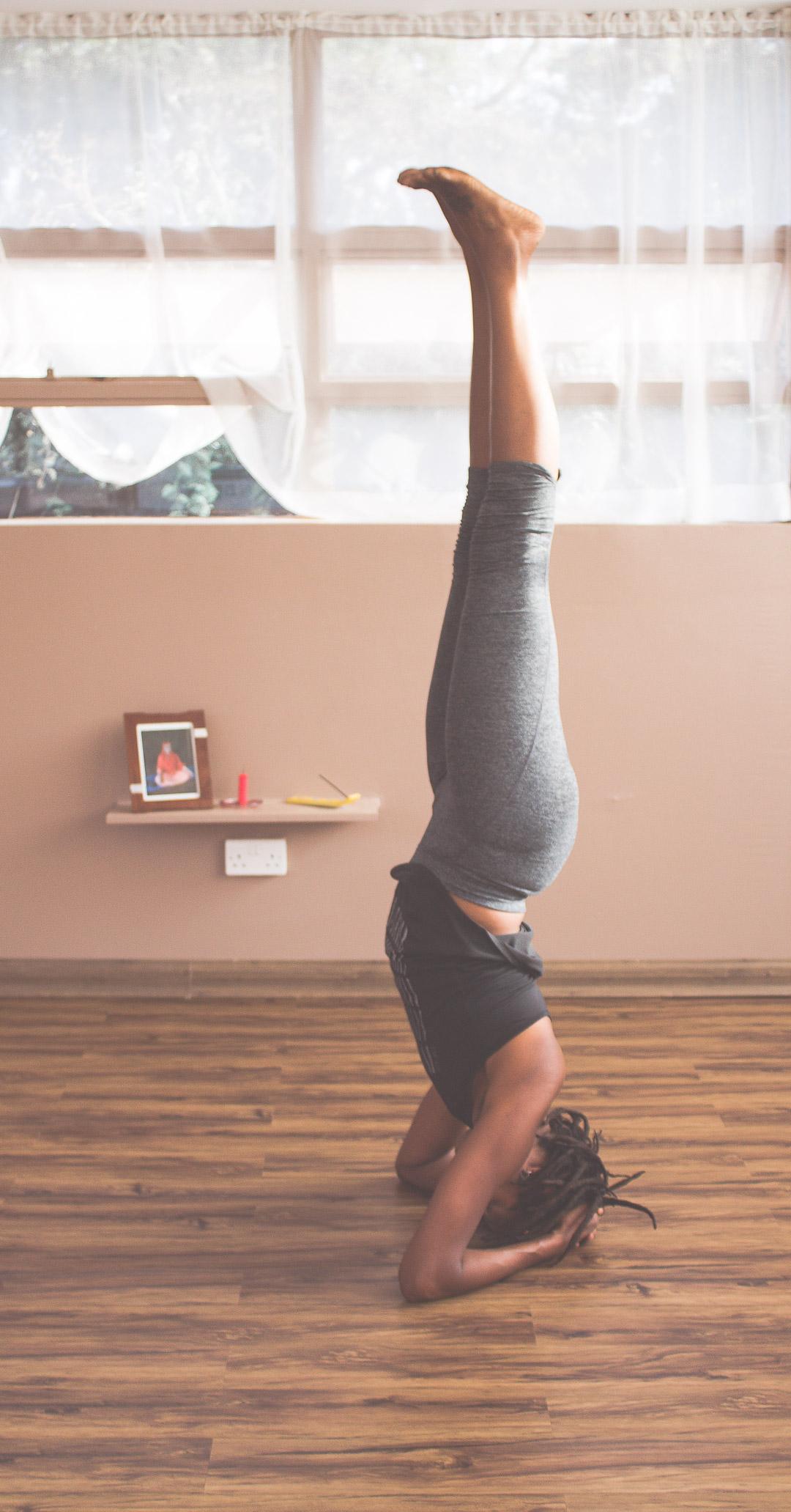 Yoga in Narobi