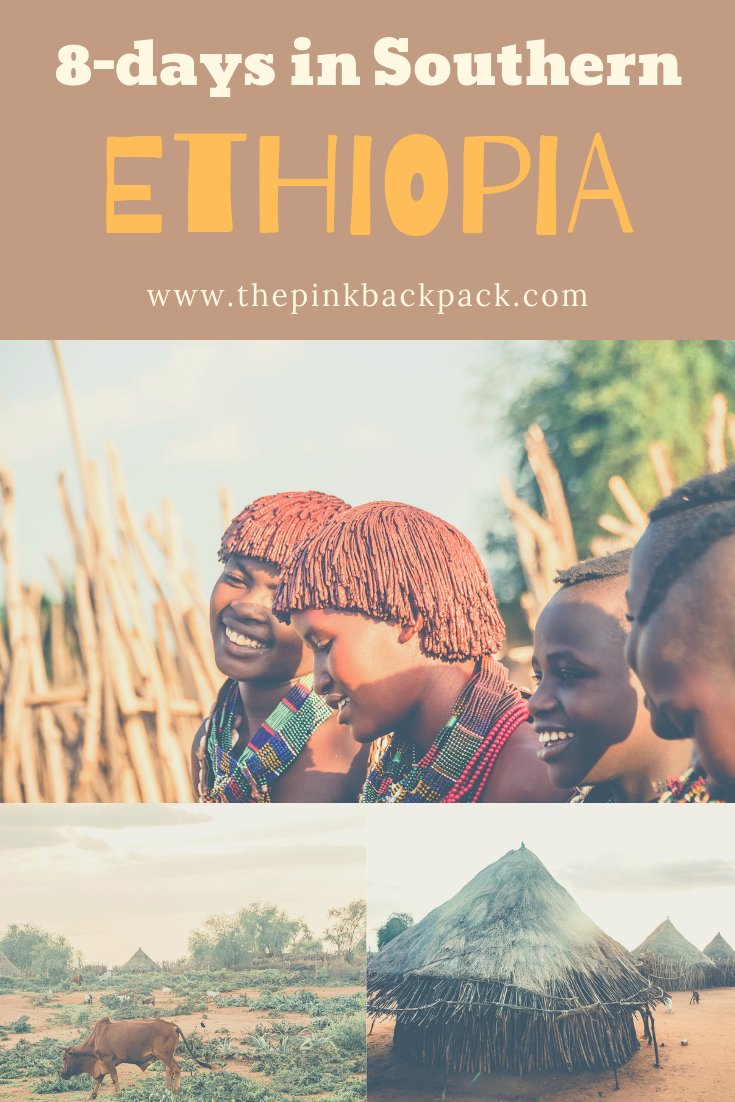 Southern Ethiopia 8-day Road trip
