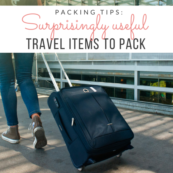 surprisingly useful travel items