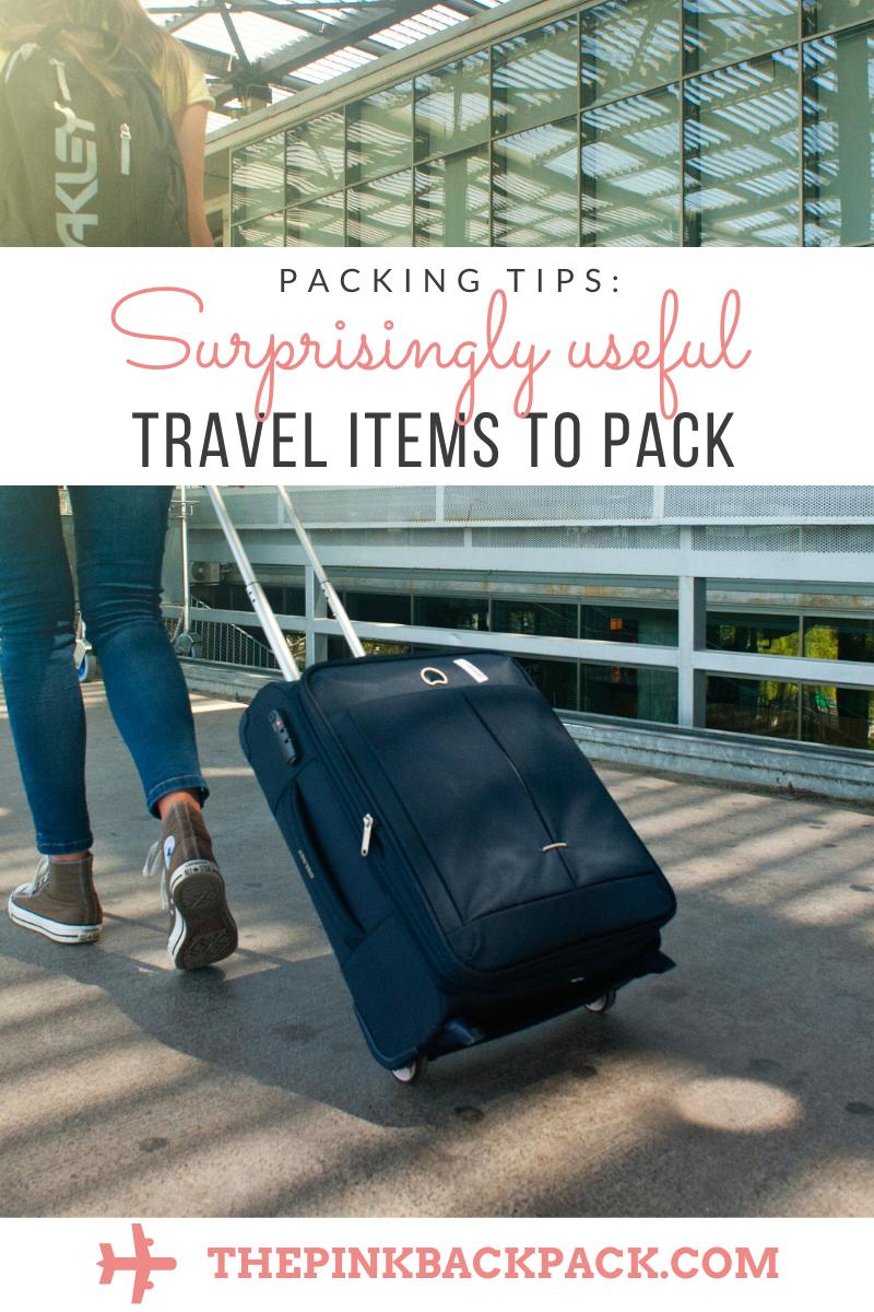 useful travel items
